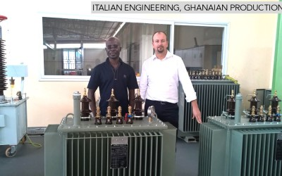 Westrafo Ghana Ltd directors