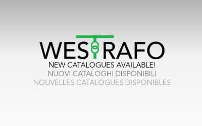 Nuovi cataloghi Westrafo new catalogues