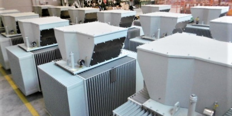 Westrafo Oil immersed distribution transformers